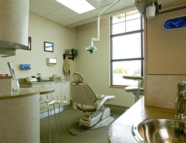 Greenhaven Family Dental Operatory One